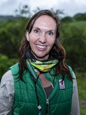 Dr Jeanne Tarrant is the Threatened Amphibian Programme Manager at the Endangered Wildlife Trust.